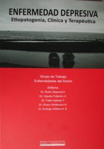 Dr. Pedro Retamal publica nuevo libro sobre Depresión